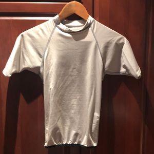 Other - Boys rash/ surf shirt grey size xs